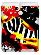 Safari Dreams Duvet Cover