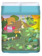 Safari Duvet Cover