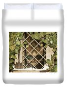 Safe Harbor Duvet Cover by JAMART Photography