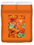 Saffron Duvet Cover