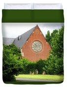 Sage Chapel Cornell University Ithaca New York 02 Duvet Cover
