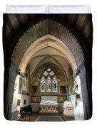 Sage Chapel Memorial Room Duvet Cover