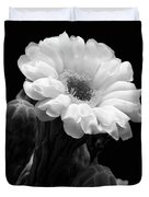 Saguaro First Bloom Duvet Cover