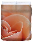 Sahara Light Tan Cream Rose Duvet Cover