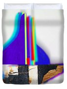 Sail Boats Duvet Cover