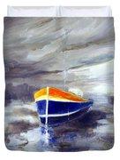 Sailboat 1.0 Duvet Cover