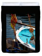 Sailing Dories 1 Duvet Cover