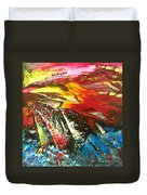 Sailing Impression 02 Duvet Cover