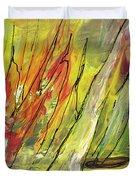 Sailing Impression 04 Duvet Cover by Miki De Goodaboom