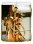 Sailing Knot Duvet Cover