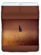 Sailing Duvet Cover