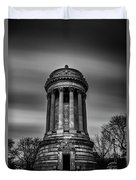 Sailors And Soldiers Monument Duvet Cover