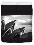 Sails Of Sydney Opera House Duvet Cover