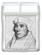 Saint John Fisher Duvet Cover