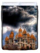 Saint Joseph Catholic Church Duvet Cover
