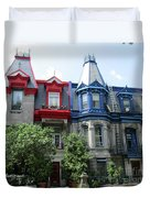 Saint Louis Square 6 Duvet Cover