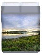 Saint Lucie Nature  Duvet Cover