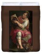 Saint Mark Duvet Cover