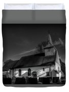 Saint Mary And All Saints Church Duvet Cover