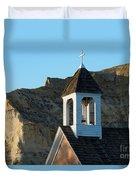 Saint Mary Catholic Church Duvet Cover