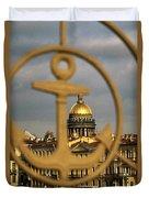 Saint Petersburg Duvet Cover