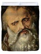 Saint Philip The Apostle Duvet Cover