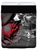 Saints And Sinners Duvet Cover