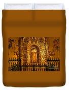 Saints Chapel Duvet Cover