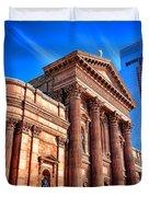 Saints Peter And Paul In Philadelphia   Duvet Cover