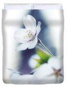 Sakura Cherry Blossom Flowers Duvet Cover