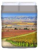 Salinas Valley Duvet Cover