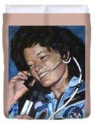 Sally Ride Duvet Cover