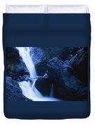Salmon Creek Falls Duvet Cover