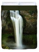 Salt Creek Falls 2 Duvet Cover