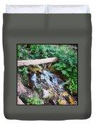 Mill Creek Canyon - Utah Duvet Cover