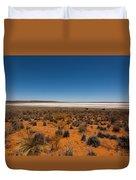 Salt Lake Duvet Cover