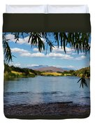 Salt River Arizona Duvet Cover