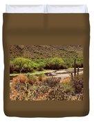 Salt River Serenity Duvet Cover