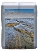 Saltings Channel Duvet Cover