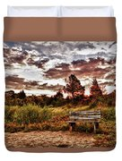 Saltmarsh Set A Spell Duvet Cover