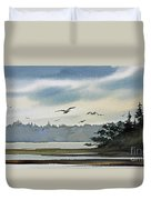 Saltwater Bay Duvet Cover