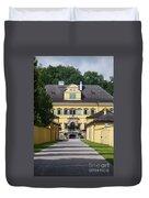 Salzburg Chateau Duvet Cover