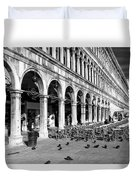 San Marco Perspective Duvet Cover