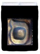 Samekh Blu Planet Duvet Cover