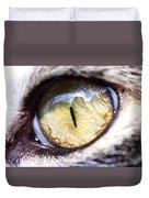 Sammy's Eye Duvet Cover