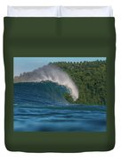 Samoa Power Duvet Cover