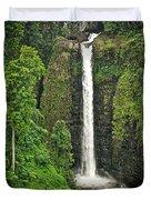 Samoan Falls 2 Duvet Cover
