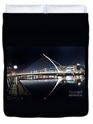 Samuel Beckett Bridge 3 V2 Duvet Cover