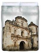 San Antonio Aguas Calientes Duvet Cover