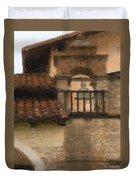 San Antonio Bell II Duvet Cover